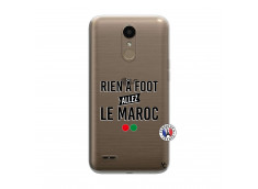 Coque Lg K10 Rien A Foot Allez Le Maroc