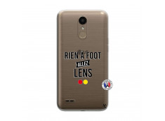 Coque Lg K10 Rien A Foot Allez Lens