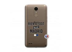 Coque Lg K10 Rien A Foot Allez Madrid