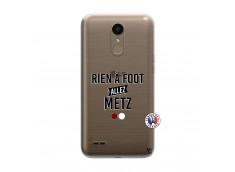 Coque Lg K10 Rien A Foot Allez Metz
