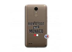Coque Lg K10 Rien A Foot Allez Monaco