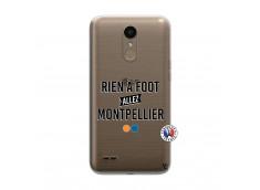 Coque Lg K10 Rien A Foot Allez Montpellier