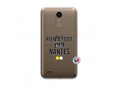 Coque Lg K10 Rien A Foot Allez Nantes