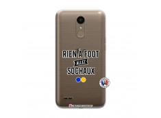 Coque Lg K10 Rien A Foot Allez Sochaux