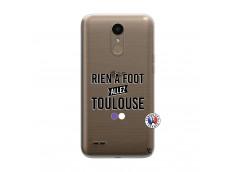 Coque Lg K10 Rien A Foot Allez Toulouse