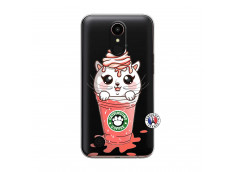 Coque Lg K10 Catpucino Ice Cream