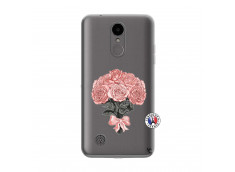Coque Lg K4 Bouquet de Roses