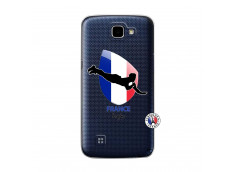 Coque Lg K4 Coupe du Monde de Rugby-France