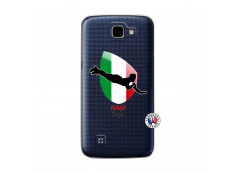 Coque Lg K4 Coupe du Monde Rugby-Italy