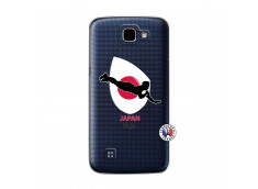Coque Lg K4 Coupe du Monde Rugby-Japan