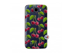 Coque Lg K4 oh ma Cherry