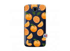 Coque Lg K4 Orange Gina