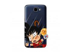 Coque Lg K4 Goku Impact