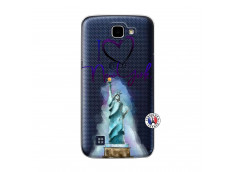 Coque Lg K4 I Love New York