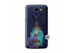 Coque Lg K4 I Love Paris