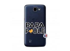 Coque Lg K4 Papa Poule