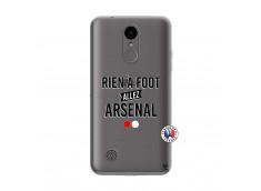 Coque Lg K4 Rien A Foot Allez Arsenal