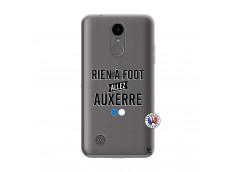 Coque Lg K4 Rien A Foot Allez Auxerre