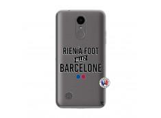Coque Lg K4 Rien A Foot Allez Barcelone