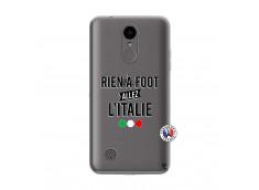 Coque Lg K4 Rien A Foot Allez L'Italie