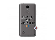 Coque Lg K4 Rien A Foot Allez Montpellier