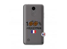 Coque Lg K4 100% Rugbyman
