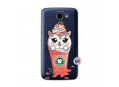 Coque Lg K4 Catpucino Ice Cream