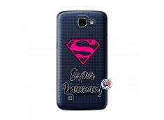 Coque Lg K4 Super Maman