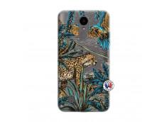 Coque Lg K4 Leopard Jungle