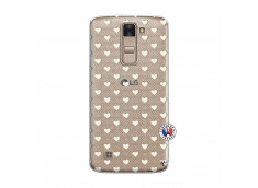 Coque Lg K8 Little Hearts
