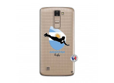 Coque Lg K8 Coupe du Monde Rugby-Argentina