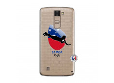 Coque Lg K8 Coupe du Monde Rugby-Samoa