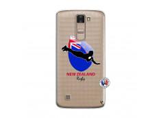 Coque Lg K8 Coupe du Monde Rugby- Nouvelle Zélande