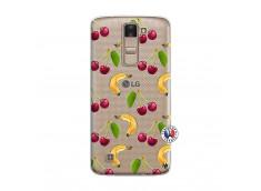 Coque Lg K8 Hey Cherry, j'ai la Banane
