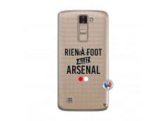 Coque Lg K8 Rien A Foot Allez Arsenal