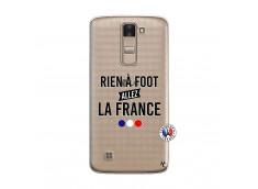 Coque Lg K8 Rien A Foot Allez La France