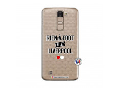Coque Lg K8 Rien A Foot Allez Liverpool