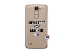 Coque Lg K8 Rien A Foot Allez Madrid