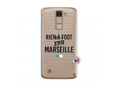 Coque Lg K8 Rien A Foot Allez Marseille