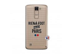 Coque Lg K8 Rien A Foot Allez Paris