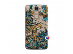 Coque Lg K8 Leopard Jungle