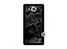 Coque Microsoft Lumia 950 Black Marble Noir