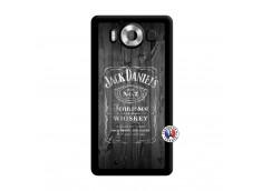 Coque Microsoft Lumia 950 Old Jack Noir