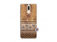 Coque Huawei Mate 10 Lite Aztec Deco Translu