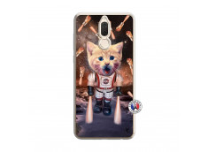 Coque Huawei Mate 10 Lite Cat Nasa Translu