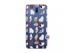 Coque Huawei Mate 10 Lite Cat Pattern