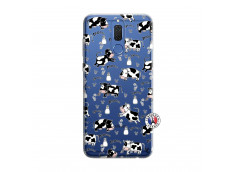 Coque Huawei Mate 10 Lite Cow Pattern