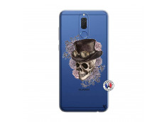 Coque Huawei Mate 10 Lite Dandy Skull