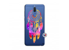 Coque Huawei Mate 10 Lite Dreamcatcher Rainbow Feathers