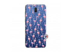 Coque Huawei Mate 10 Lite Flamingo